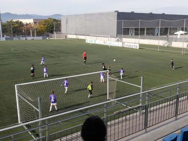 Prebenjamín C 4-0 Castellbisbal