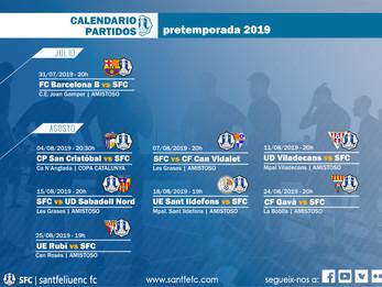 297 días de ilusión para el fútbol de Sant Feliu