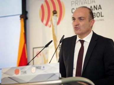 Jornada de vaga. El futbol català reivindica una fiscalitat que atengui la dimensió social de l'