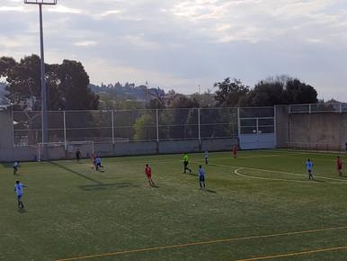 La Garriga 3-6 Alevín A
