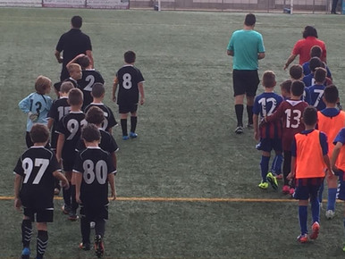 Gavà Mar A 14-0 Benjamín E