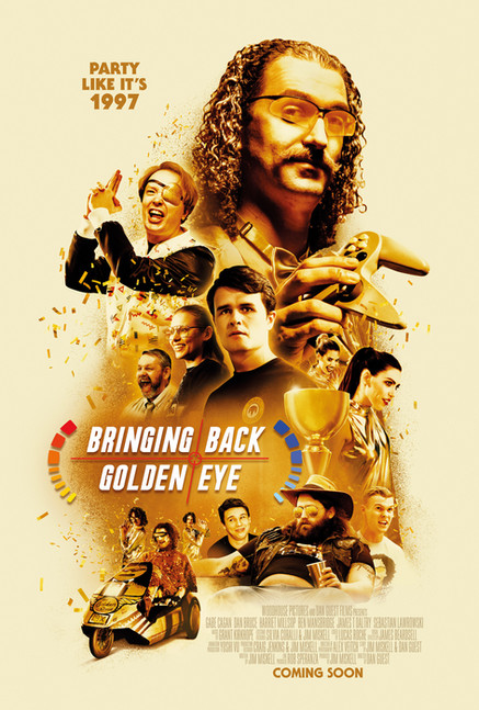Bringing Back Golden Eye