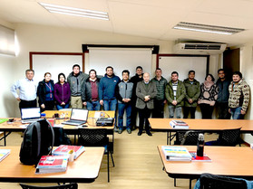 Closed Course 1 - Group 2: General operation (PTE) and supply management (water-air-reagents)