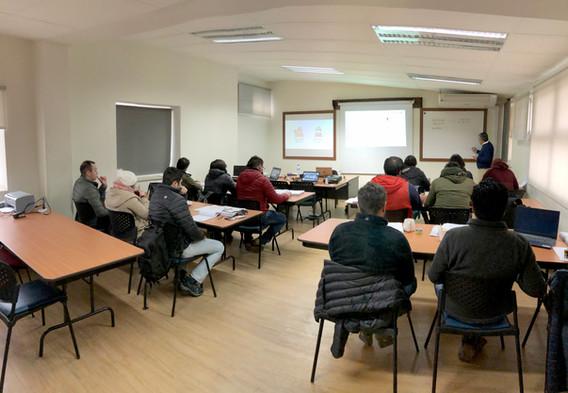 Curso Cerrado 3 - Grupo 2: Técnicas de Operación Eficiente y Segura de Planta de Molienda y Clasificación de Escorias.