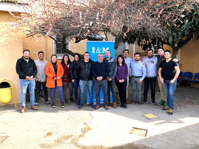 Closed Course 5 - Group 2: Concentrate management operation (Thickening and Larox Filtration).