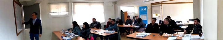 Curso Cerrado 6 - Grupo 2: Técnicas de Operación Eficiente y Segura en Manejo e Impulsión de Relave.