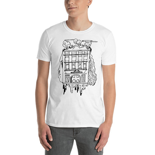 Lurking Old Man - Unisex Tshirt