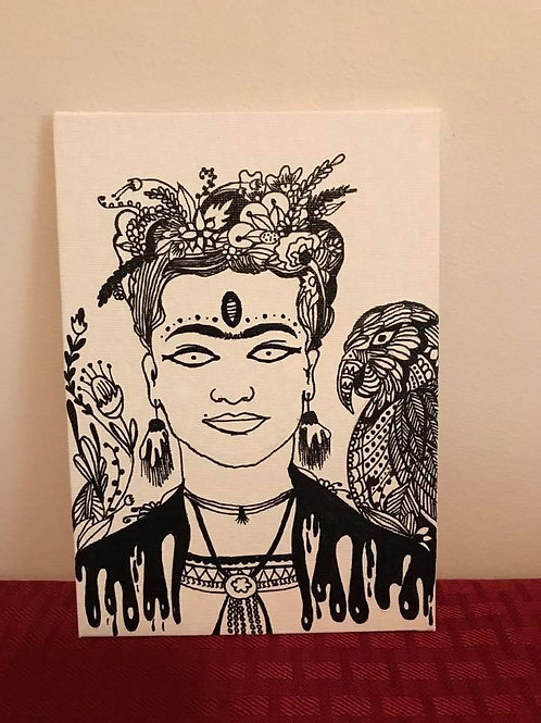 Frida - The Tarrot Card Reader