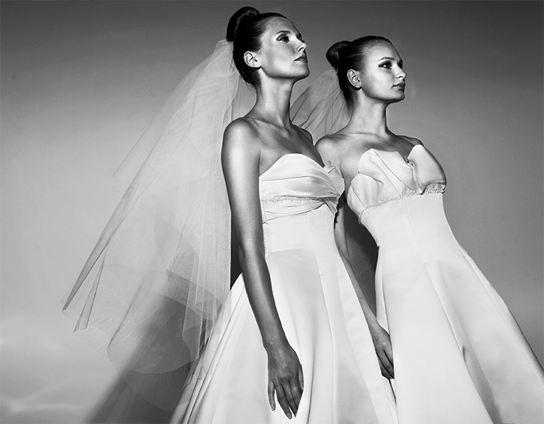 Bridal Veil by Michelle HuiMin