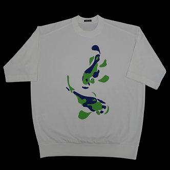 T-shirt oversize Koi Carp, TALE
