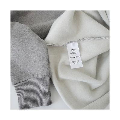 Tale Paris - fabrication artisanale et française -t-shirt- sweater - sacs- coton bio