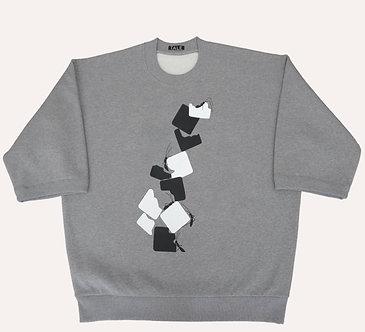 T-sweater Rooftop VAR.1