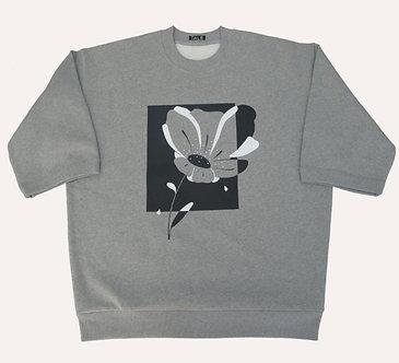 T-sweater Sunset Bloom, devant