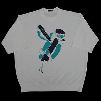 T-shirt oversize Sweet Bird, TALE