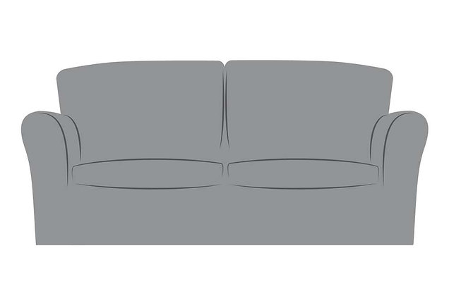 Florence 4 Seater Standard Back Sofa