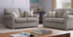 Victoria Medium Sofas | Richard Eade Furniture | Hampshire & Surrey