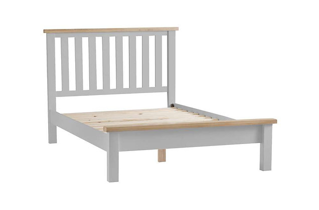 Country 180cm Super King Size Bedstead (Ferndown Grey)