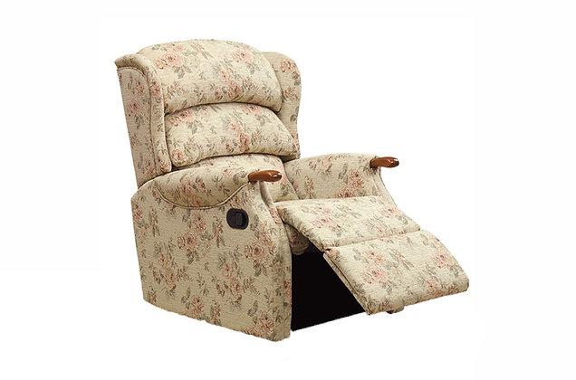 Andorra Grande Manual Recliner Chair
