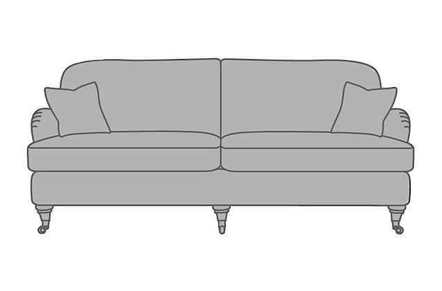 Lulworth Extra Large Sofa