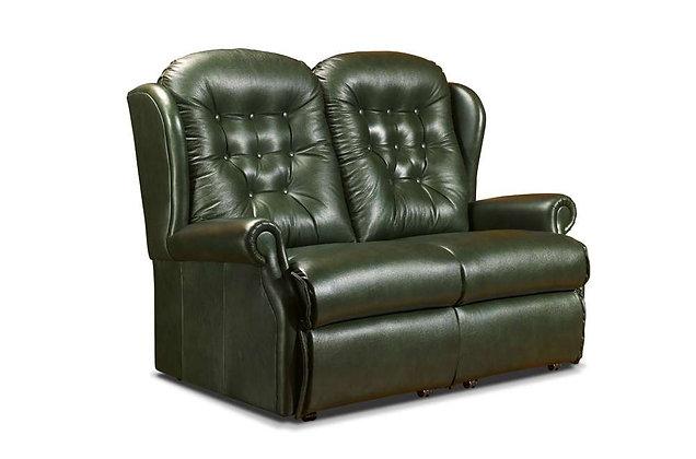 Lambeth Leather Standard 2 Seater Sofa
