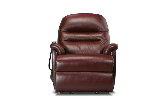 Seaton Leather Royale Lift & Rise Care Recliner Chair