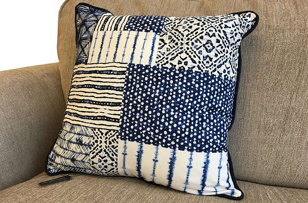 Large Square Accent Cushion - HI1126