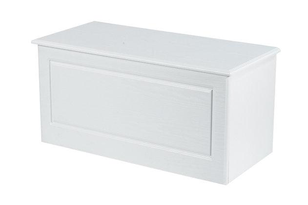 Denton Blanket Box