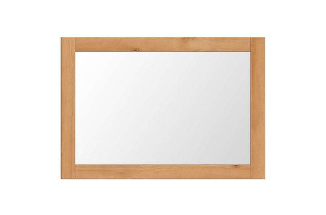 Shaker Pine Wall Mirror
