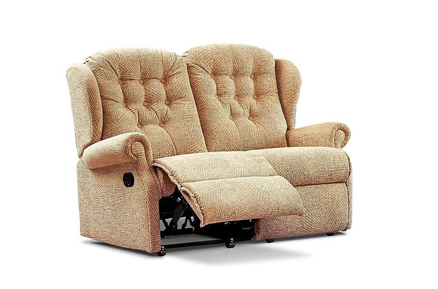 Lambeth Small 2 Seater Recliner Sofa
