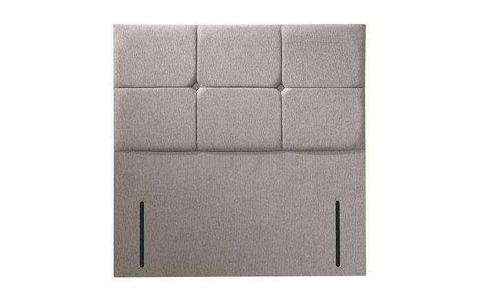 Sunset Floorstanding Fabric Upholstered Headboard
