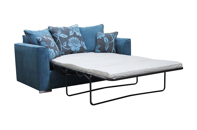 Boardwalk 2 Seater Pillow Back Sofa Bed