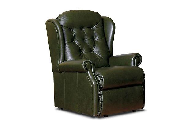 Lambeth Leather Standard Armchair