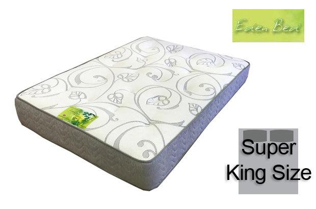 Eden Beds Jasmine Super King Size Mattress
