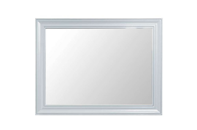 Country Large Wall Mirror (Ferndown Grey)