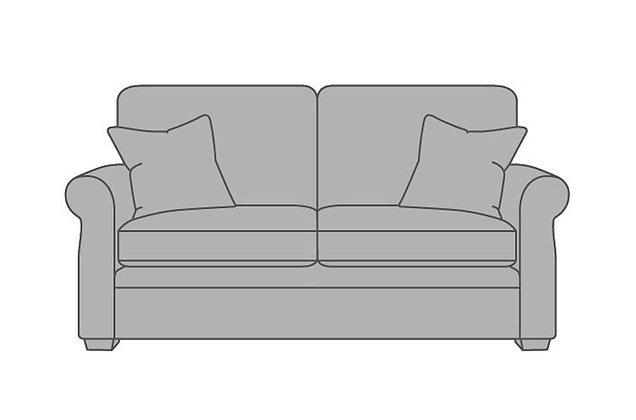 Victoria Medium Sofa