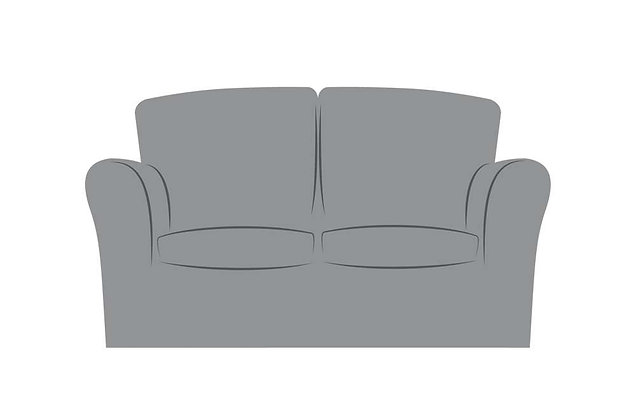 Dakota Small Standard Back Sofa