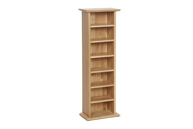 Sussex CD/DVD Rack