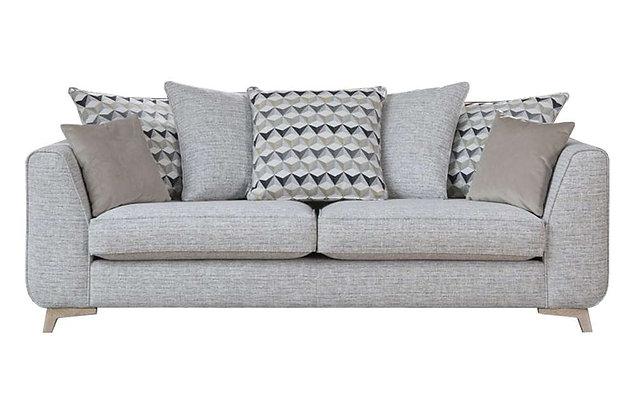 Hampton Grand Pillow Back Sofa