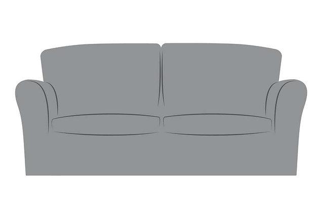 Dakota Large Standard Back Sofa