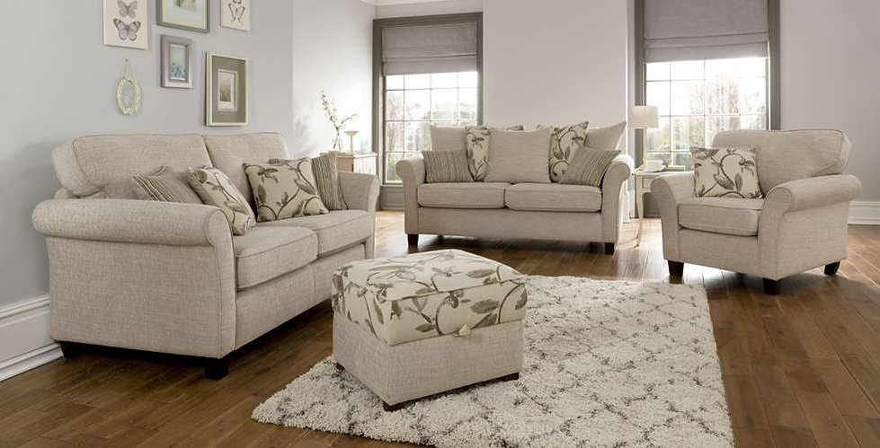 Cadiz 3 Seater Recliner Sofa & Armchair | Richard Eade Furniture | Hampshire & Surrey