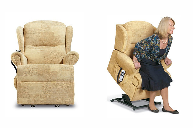 Monty Small Lift & Rise Care Recliner Chair