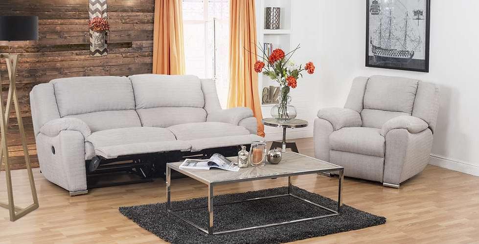 Cadiz 3 Seater Recliner Sofa & Armchair | Richard Eade Furniture | Hampshire & Surrey