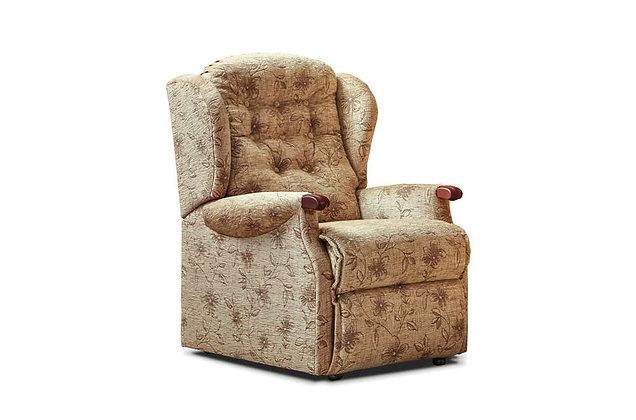 Lambeth Knuckle Small Armchair