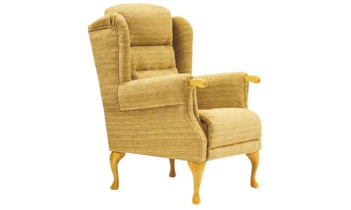 Chromer Fireside Chair