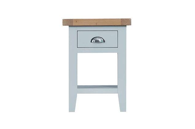 Country Side Table (Ferndown Grey)