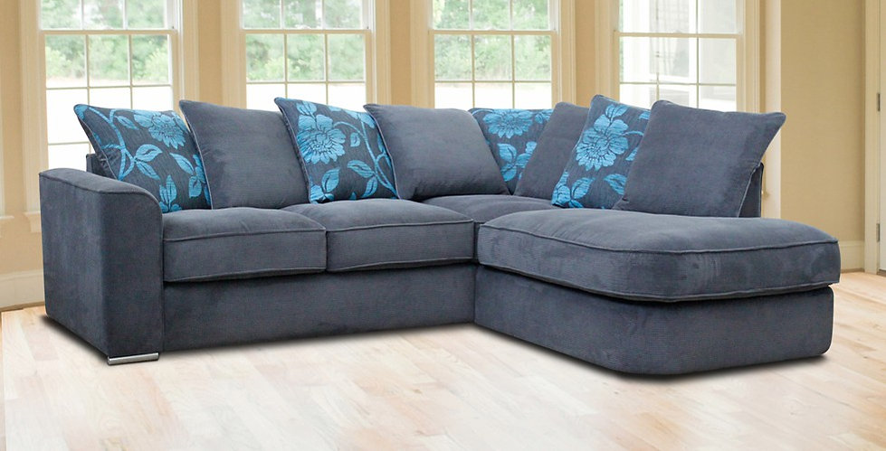 Boardwalk Chaise corner sofas group