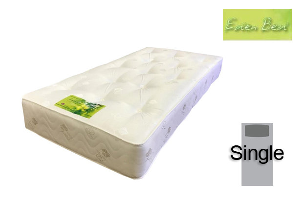 Eden Beds Sensation Single Mattress