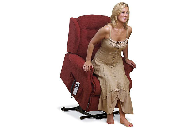 Lambeth Small Lift & Rise Care Recliner Chair