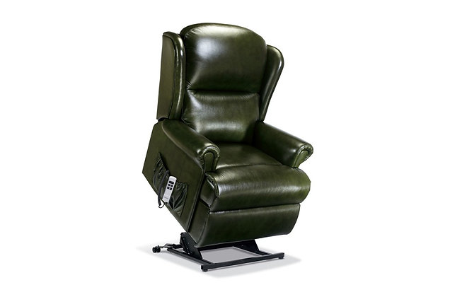 Monty Leather Royale Lift & Rise Care Recliner Chair