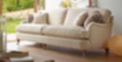 Lulworth Extra Large Sofa  | Richard Eade Furniture | Hampshire & Surrey